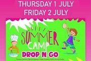 Drop N Go Summer Camp at Talent Square