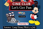 Disney Week  with Mickey and Cinema Acting