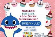 """Play and Dance with """" BABY SHARK"""" at The Talent Square"""