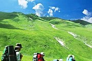 Al-Rahweh Spring Hike with Wild Adventures