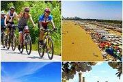 Naqoura Biking, Tour & Beach Day
