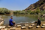 Al-Wazzani  Hike & Swim with Dale Corazon