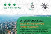 biclean x ardkon action for wildfire prevention forest cleanup espisodes