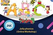 Jolly phonics (Online Workshop)