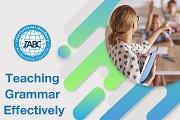 Teaching Grammar Effectively (Online Workshop)