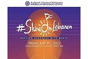"""Shine On Lebanon"" Defying Darkness with Music -  Baalbeck International Festival"