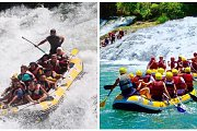 RAFTING AL ASSI RIVER WITH GOLDEN FEET