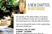 The Malt Gallery Opening Month in Batroun
