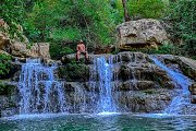 Challenging River Crossing Hike to Rechmaya Hidden Caves & Waterfalls with Lebanon by Nature