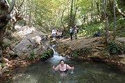 Wady El-Mahabess Hike & Swim with DALE CORAZON - LEBANON EXPLORERS