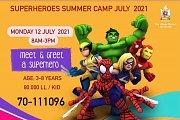 Superheroes Adventures