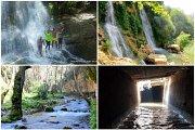 Underground Water Tunnel Hike & Swimming