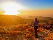 Hardine Sunset Hike with Dale Corazon - Lebanon Explorers