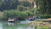 Al Assi River Rafting with Vamos Todos