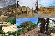 Deir El Qamar – Beiteddine Palace – Shouf Cedars Forest Hike