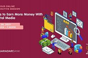 Keys to earn more money with Digital Media - Free Online Session by I Have Learned Academy & Saradar