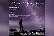 A Space Odyssey (Stargazing Event) in Kfardebiane