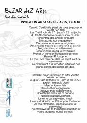 BaZAR deZ Arts at Old Souk Jbeil
