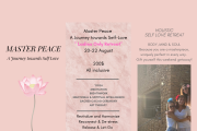 Master Peace- A journey towards Self Love weekend Ladies Retreat