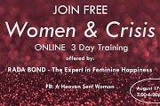 Woman & Crisis - Online Workshop