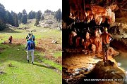 Ozur Forest Hike & Ruwais Caving with Wild Adventures