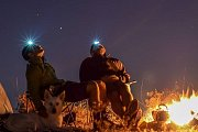 Sunset Hike, Hammocks, Bonfire, Stargazing, Camping & more in Baskinta with Lebanon by Nature