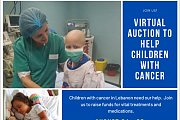 Virtual Auction to Help Children with Cancer