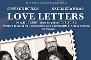 Love Letters at Theatre Monnot