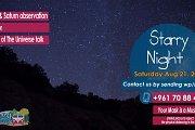 Starry Night - Faraya