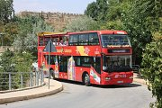 Horch Ehden Reserve & Bnachii Lake with City sightseeing -open top double-decker bus