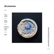 """24 Universes"" - Solo Exhibition By Dzovig Arnelian"