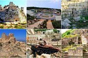 Temple of Eshmun – Mleeta Landmark – Beaufort Castle (Tour)