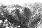 Wady Annoubine with Dale Corazon - Lebanon Explorers