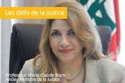 """Les Defis de la Justice"" - Online Workshop with Rotary Club"
