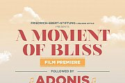 Moment of Bliss and Adonis live in Concert