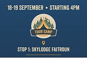 Tour Camp at the Skylodge - Faitroun
