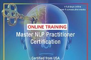 NLP Master practitioner Certification - Online Training Certified by The American Union Of NLP (AUNLP) I Have Learned Academy