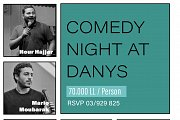 Comedy Night at Danys