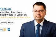 CONTROLLING FOOD LOSS & FOOD WASTE IN LEBANON