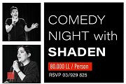 Comedy Night with Shaden at Danys Beach Restaurant