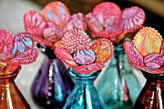 Make Your Own Fabric Flowers at Alwan Salma