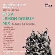 It's a Lemon Doubly Mix - Collective Art Exhibition at Mojo Art Gallery