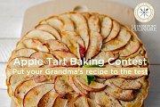 Apple Tart Baking Contest