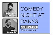 Stand-up Comedy Night at Dany's Beach Restaurant with Chaker Abi-Abdallah, Mario Moubarak & Stephanie Ghalbouni