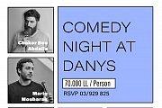 Comedy Night - Danys