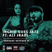 Jazz with Ingrid Naccour ft. Ali Jradi at NOW Beirut