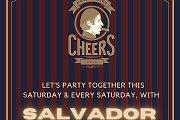 SALVADOR band live at Cheers Cousin Mike Batroun Old Souks