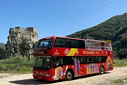 Msailha Fort, Nabu Museum & Byblos in the Open Top Sightseeing Bus