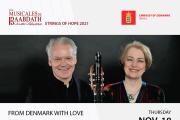 Michala Petri & Lars Hannibal - Part of Les Musicales de Baabdath