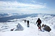 SNOWSHOEING Laqlouq to Saydit l Qarn with Skyline Team
